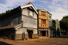 https://flic.kr/p/ty62gK | retrotown3 | Edo Tokyo Tatemonoen,japan