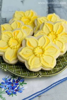 Daffodils (Flower Cookie Cutter)