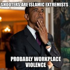 PIN if you agree it's time for President Obama to acknowledge that terrorism is the real threat!