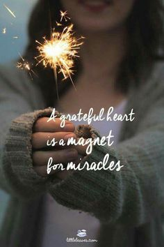 A magnet for miracles