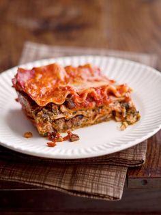 Better Beef Lasagna