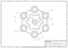 Interesting Drawings, Cool Drawings, Shah Alam, Drawing Exercises, Cad Drawing, Drawing Practice, Wireframe, Mechanical Engineering, Technical Drawing