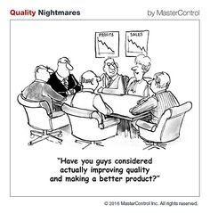 37 Best Quality Management Cartoons images | Animated ...