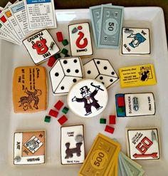 Monopoly cookies
