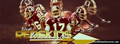 Redskins Washington NFL Timeline Cover