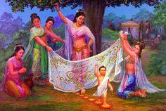 Đạo Phật Nguyên Thủy (Đạo Bụt Nguyên Thủy): Chuyện Kể Đạo Phật - Đừng quên cái chính