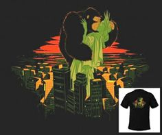 Shirt design by Spreadshirt