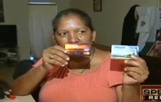 Illegal Immigrant Mother of 7 Given Food Stamps, Meds, Housing, and Social Security for 20 Years. Maritha Nelson's $240 in food stamps has run out, leaving her 7 people to feed. The single mother, has government funded housing, medication, and $700 a month in Social Security. She's been on assistance for 20 years, and wants others to know that help is available. Florida is teeming with food stamp recruiters…who have a goal: increase federal aid to Florida by $1 billion a year.