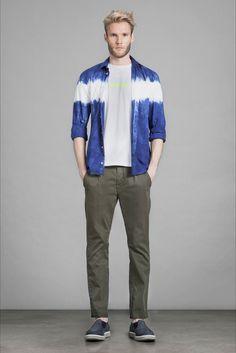 Dondup - Men Fashion Spring Summer 2015 - Shows - Vogue.it