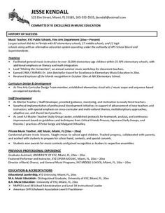 Resume Objectives For Teachers Httpresume.ansurcteacherresumeexamples  Teacher Resume .