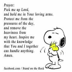 Lord,Take me through the day.