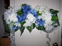 Arches, Sprays, And More - Silk Wedding Flowers For Less!