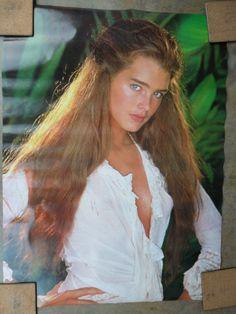 Movie Poster Brooke Shields The Blue Lagoon 1980 | eBay