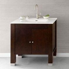 Ronbow 032531-3 Devon 31 in. Single Bathroom Vanity - RON687
