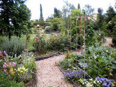 . El Jardin de Margarita .: Huerta-jardín!