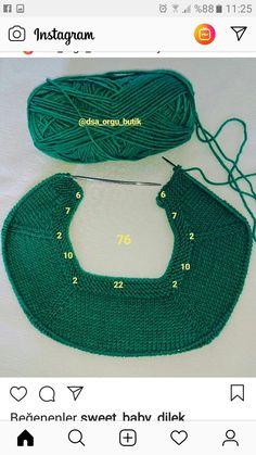 Diy Crochet Cardigan, Crochet Kids Scarf, Knitted Baby Cardigan, Knitted Baby Clothes, Crochet For Kids, Knitting Stiches, Knitting Blogs, Baby Knitting Patterns, Diy Crafts Knitting