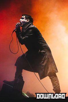 Marilyn Manson / Download 2015