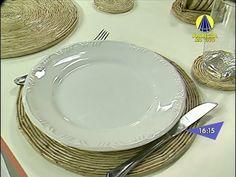 Santa Receita   Suporte para pratos por Suzete Alves - 18 de Novembro de...