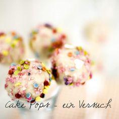 Rezept Apfel-Möhren Cake Pops zu Ostern von irebekka - Rezept der Kategorie Backen süß