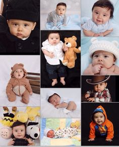 Baby Growth 1day old 1 month old 2 months old 3 months old 4 months old 5 months old 6 months old 7 months old 8 months old 9 months old 10 months old  cute baby photo ideas Marcelo_Leonel Instagram born 4/26/13 San Antonio baby pictures photography monthly growth