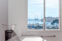Fin lägenhet med havsutsikt i el Terreno #mallorca #lägenhet #elTerreno #bostad #mäklare