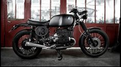 BMW R100 Lucky 13 by Blitz Motorcycles