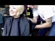 Haircut styles 3 Girls Hair Shaves 2015 - YouTube wowwwww