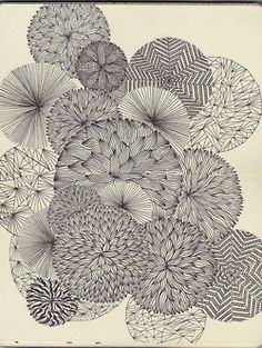 Pen and Ink ...  love these design ideas...