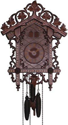 cuckoo clock pictures   Cromsmith Clocks : Cuckoo Clocks