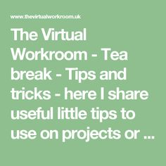 Tea break - Tips and tricks How To Make Curtains, Teaching, Math, Tips, Projects, Log Projects, Blue Prints, How To Sew Curtains, Math Resources