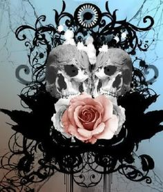 Find images and videos about skull blue danger bones on We Heart It - the app to get lost in what you love. Skull Wallpaper, Rose Wallpaper, Crane, Beautiful Dark Art, Skull Pictures, Skull Artwork, 1 Gif, Skulls And Roses, Gothic Art