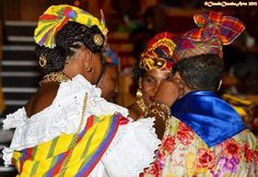 Coiffes et Bijoux créoles | Martinique: Biguine,Mazurka,Quadrille ...