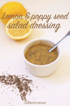 This sauce is perfect for big salad bowls and the sweet and sour fans out there. It keeps perfectly in the fridge for weeks and really gives a kick to our meals ! Big Salad, Salad Bowls, Salad Dressing, Spicy, Avocado, Vegan Recipes, Seeds, Lemon, Fans