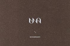 Una Kitchen & Microbrewery, CI/Branding by KIND | Conceptual Branding