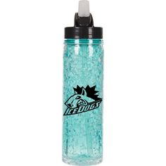 Freezable bottle.  Great for runners or just for cold drinks on hot days.