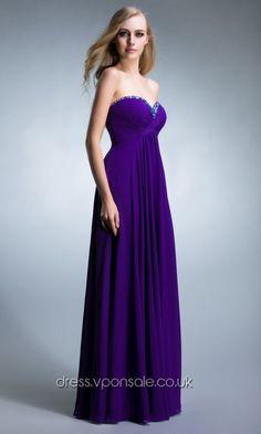 Pretty dark purple dress | Wedding Ideas | Pinterest | Purple ...