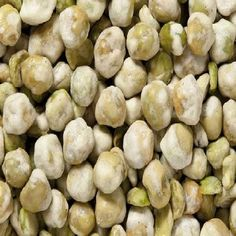 Woodstock Natural Wasabi Green Peas (1x22lb)