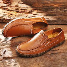 c40beefc72619 Banggood Shoes Soft Sole Leather Oxfords - Banggood Mobile