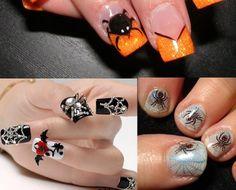 Halloween Nail Art Trend