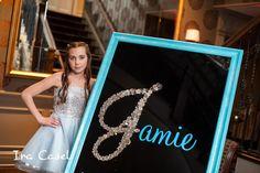 Jamie's Bat Mitzvah Sign In Board Bat Mitzvah Party, Prom Dresses, Formal Dresses, Social Events, Winter Wonderland, Event Planning, Board, Creative, Logos