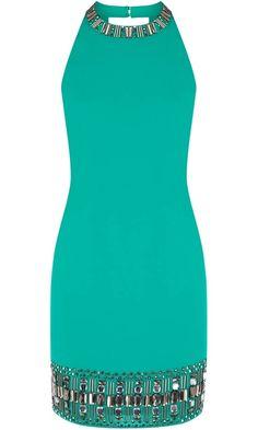 Coast Jewelled Dress