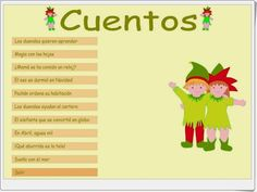 Editorial, Frases, Teaching Resources, Children's Books, Short Stories, Rhymes Songs, Spanish