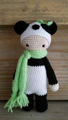 Panda, in opdracht