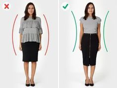 Style Mistakes That Can Make You Look Older As time goes by, style fads modification and also we have to adjust to them as high as we can. Mode Outfits, Fall Outfits, Fashion Outfits, Womens Fashion, Fashion Trends, Short Girl Fashion, Petite Fashion, Plus Size Fashion, Moda Petite