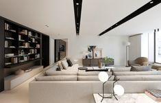 Living Area, Living Spaces, Interior And Exterior, Interior Design, Upholstered Furniture, Contemporary Design, Living Room Designs, Architecture Design, Showroom