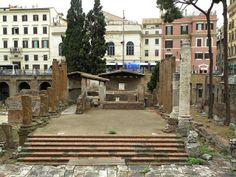 Steps where Julius Caesar was assassinated