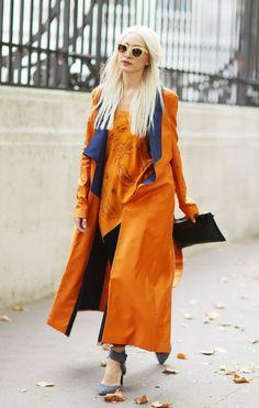 The Shiny Squirrel — fashion-clue: www.fashionclue.net | Street...