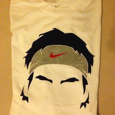 #RF #Shirt #Tshirt #T-shirt #tee #nike #niketennis #tennis #rogerfederer #federer #rogerthat #usopen