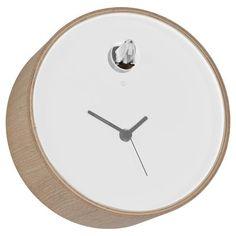 Horloge Plex à coucou / Lumineuse - Version murale