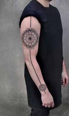 50+ Tattoos by Chaim Machlev from Berlin - TheTatt